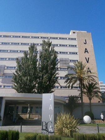Java Hotel : ottimo soggiorno