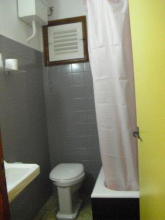 Hotel Mar Bella: bagno