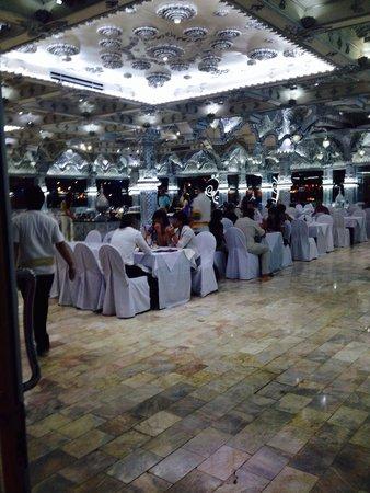 Phuket FantaSea: Вип зал самого большого ресторана в мире;)