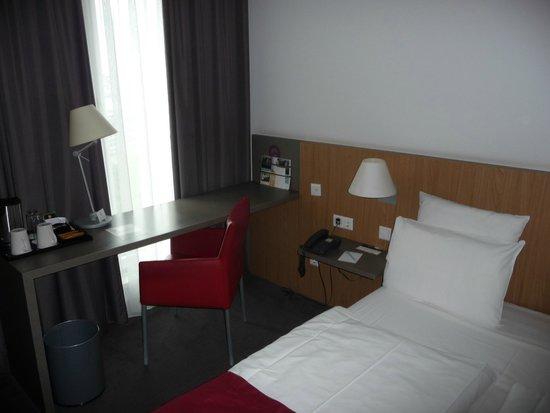 Mercure Hotel Hamburg Mitte: часть номера