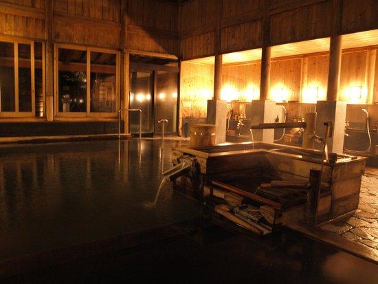 Ryokan Sakaya: 男湯の鷹の湯