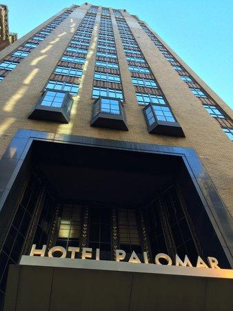 Kimpton Hotel Palomar Philadelphia: Front view