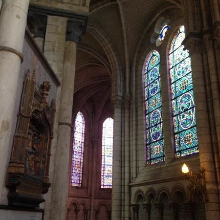 Saint-Omer Cathedral : Stained Glass