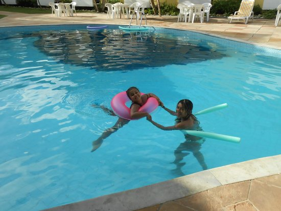 Sunshine Praia Hotel: Área da piscina