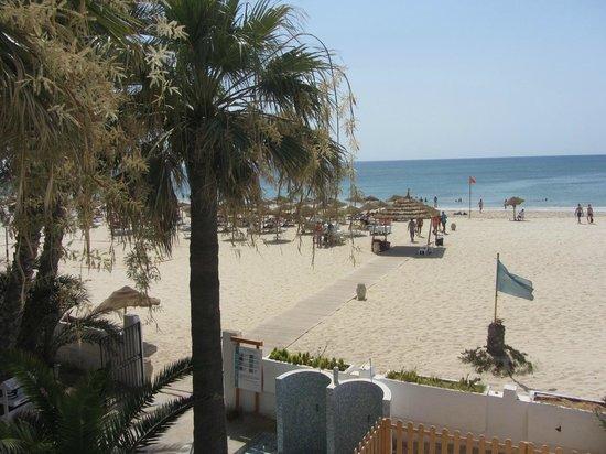 Club Marmara Hammamet Beach : La plage