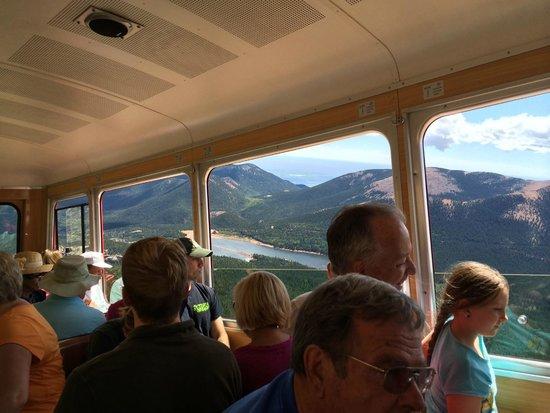 Pikes Peak Cog Railway: Cog