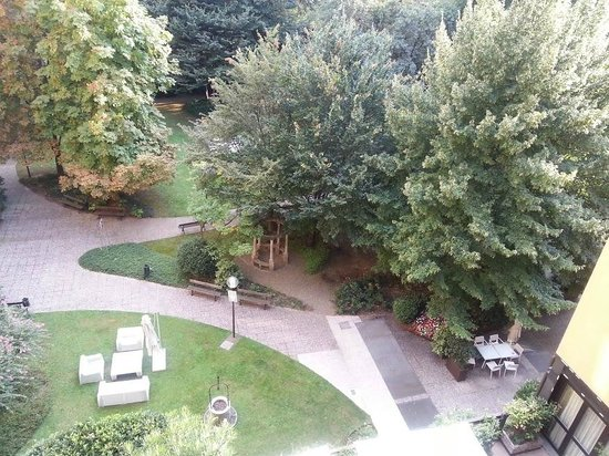 Mercure Bologna Centro: View from my bedroom