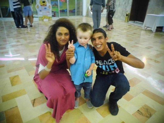 Tour Khalef Marhaba Thalasso & Spa: entertainment team