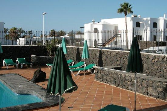 Princesa Ico Apartments: desde la terraza