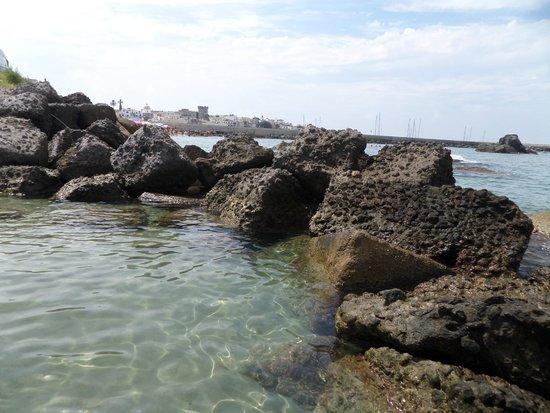 Spiaggia di Citara : panorama