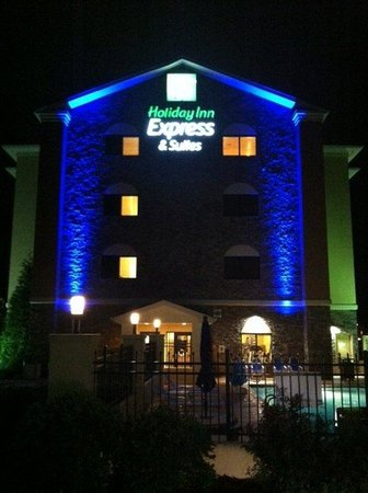 Holiday Inn Express & Suites Atlanta East-Lithonia: Holiday Inn Express LIthonia Ga