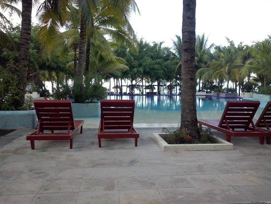 Grand Oasis Palm: Ótima área de piscina (Grand)