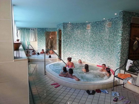Hotel Dory: vasche idromassaggio