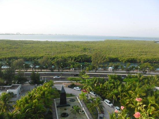 Grand Oasis Palm: A vista do apartamento: #sensacional principalmente a noite