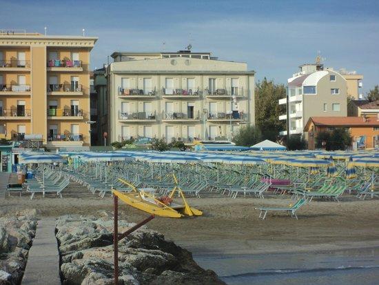 Residence Roxy: spiaggia