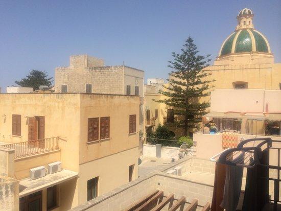 Hotel Il Portico : View from small terrace