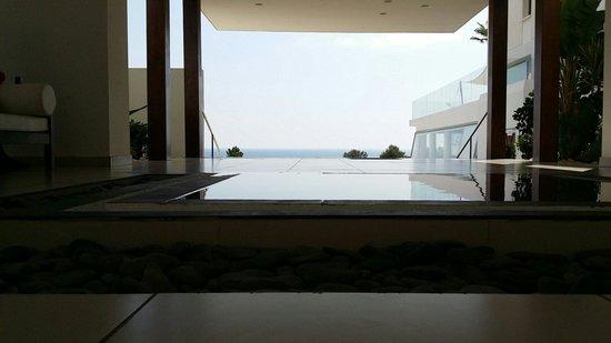 Napa Mermaid Hotel and Suites: Hotel Eingang