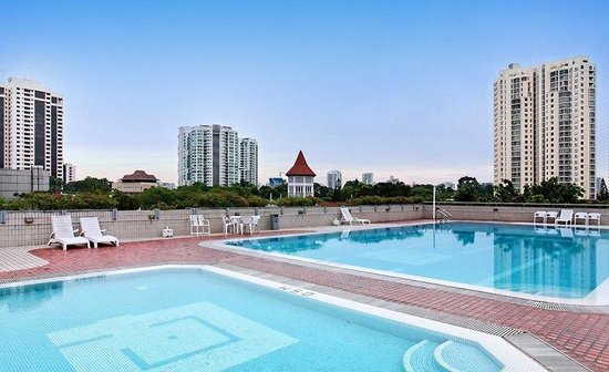 Far East Plaza Residences by Far East Hospitality: Swimming Pool