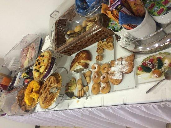 Hotel Il Portico : Breakfast1