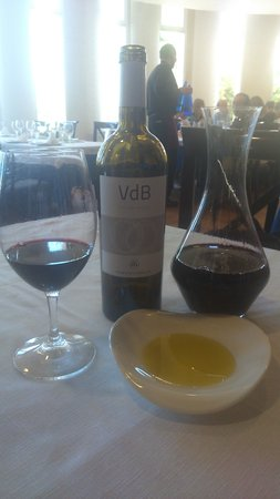 El riscal : Un buen vino al paladar para el comensal