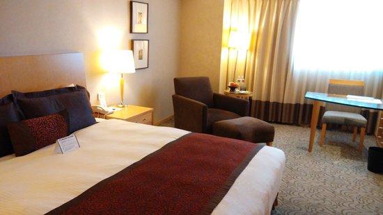 Fullerton Hotel East Taipei: Room