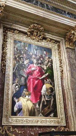 Catedral Primada: Goya