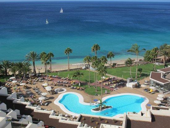 Sensimar Calypso Resort & Spa : Vue depuis le  9° étage