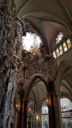 Catedral Primada: luz