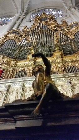 Catedral Primada: organo