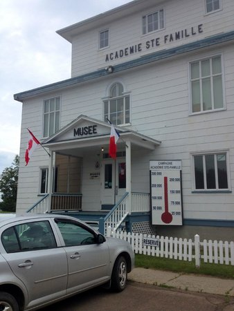 Tracadie-Sheila, Kanada: the museum
