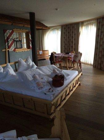 Romantik Hotel Santer: Stanza 601