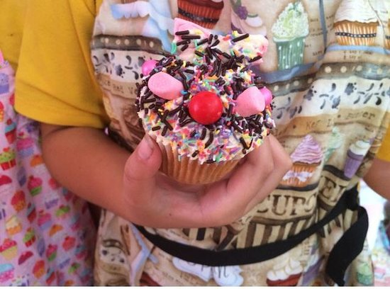 Little Miss Cupcake Hervey Bay