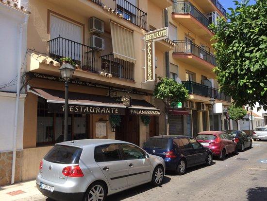 Restaurante Palangreros - exterior