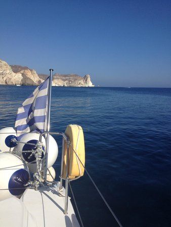 Sunset Oia Sailing - Day Tour: Boat