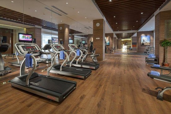 Holiday Inn Qingdao Expo: Health Club