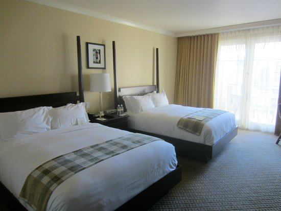 St Julien Hotel and Spa: One of the most comfortable beds I've encountered