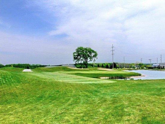 The Crown Golf Club: Fairway on #18