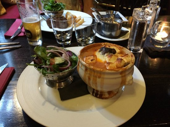 The Copper Horse: Moussaka