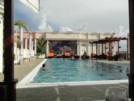 Hotel Saratoga: Pool