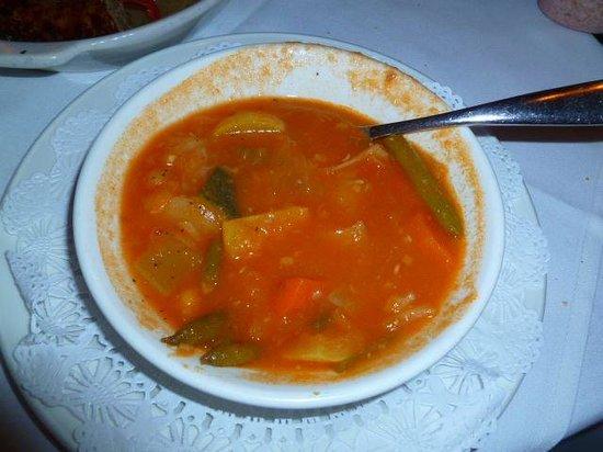 Rosebud on Rush: Minestrone Soup