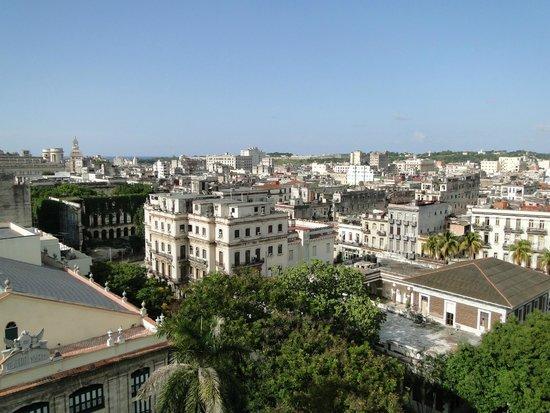 Hotel Saratoga: Blick vom Dach