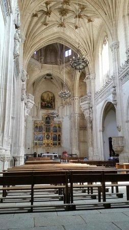 Monasterio de San Juan de los Reyes: Capilla