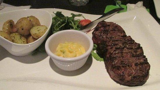 Marco Polo: Steak