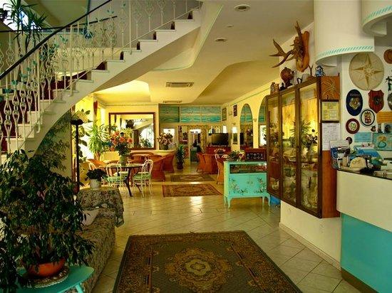 Hotel Marconi : Hall