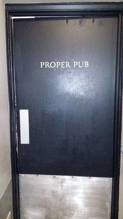 Double Locks Pub: yes indeed.