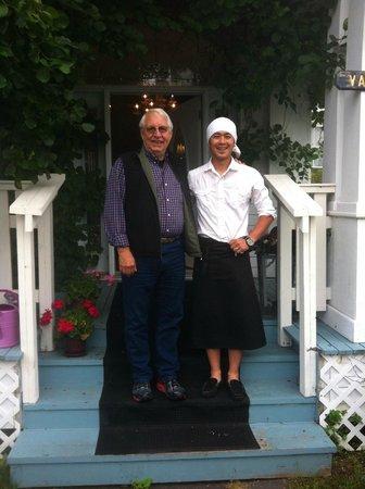 Inn on Frederick: Husband and Jay