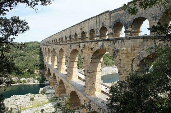 Pont du Gard : Acueducto