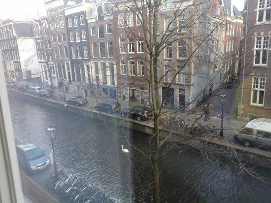 Sofitel Legend The Grand Amsterdam: Vista do quarto