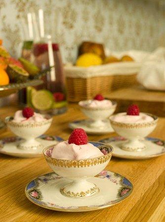 Annas Hotell: Dessert