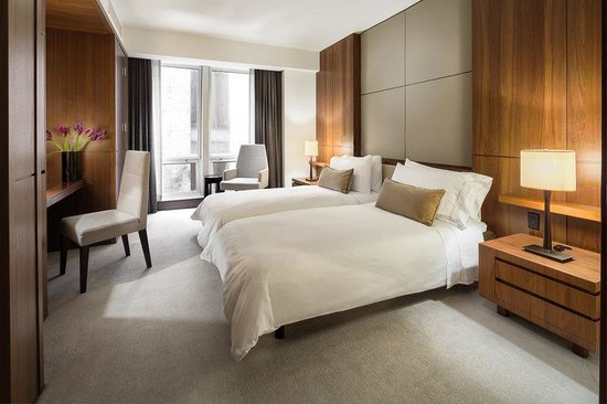 Langham Place, New York: Superior Place Twin